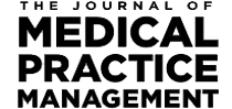 Journal Medical Practice Management