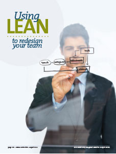 Using Lean to Redesign Your Team