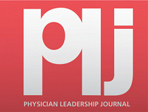 Physician Leadership Journal logo
